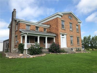 Single Family Home C-Continue Show: 3423 State Route 34