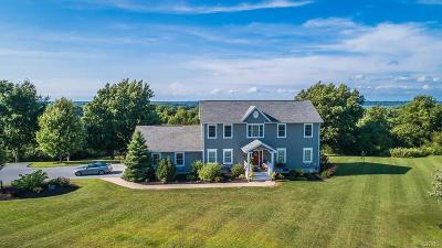 Single Family Home A-Active: 20235 Burton Rd