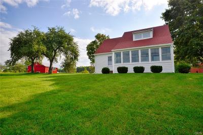 Madison County Single Family Home A-Active: 5060 Temperance Hill Road