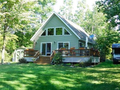 St Lawrence County Single Family Home A-Active: 129 Chippewa Point Road