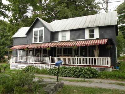 Alexandria Bay NY Single Family Home A-Active: $222,000