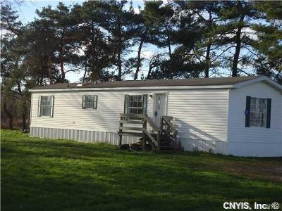 Carthage NY Single Family Home A-Active: $95,000
