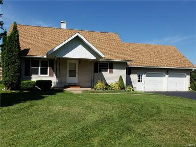 Lowville NY Single Family Home A-Active: $229,900
