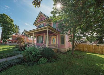 Lowville Single Family Home A-Active: 5464 Shady Avenue