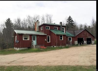 St Lawrence County Single Family Home A-Active: 328 State Highway 58