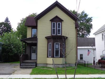 Herkimer County Single Family Home A-Active: 439 North Washington Street