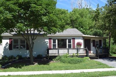 Alexandria NY Single Family Home A-Active: $125,000
