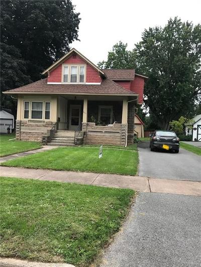 SHERRILL Single Family Home U-Under Contract: 417 Kinsley Street