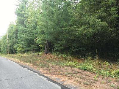 Glenfield NY Residential Lots & Land C-Continue Show: $18,000