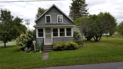 Cape Vincent Single Family Home A-Active: 828 East Joseph Street