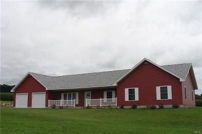 Lowville Single Family Home A-Active: 5229 Ebbly Road