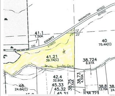 Jefferson County Residential Lots & Land A-Active: 00 Co Rte 97