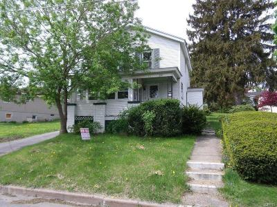 Single Family Home P-Pending Sale: 328 Duer Street