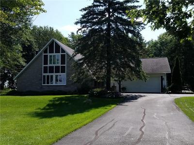 Westmoreland Single Family Home A-Active: 6040 Nys Rt 26 Es Road