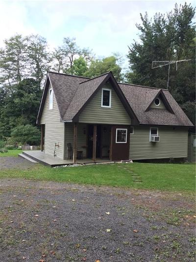 Cayuga County Single Family Home A-Active: 12473 State Route 38