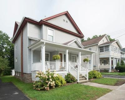 Auburn Single Family Home A-Active: 167 Woodlawn Avenue