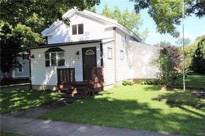 Cayuga County Single Family Home A-Active: 14 Aurora Street