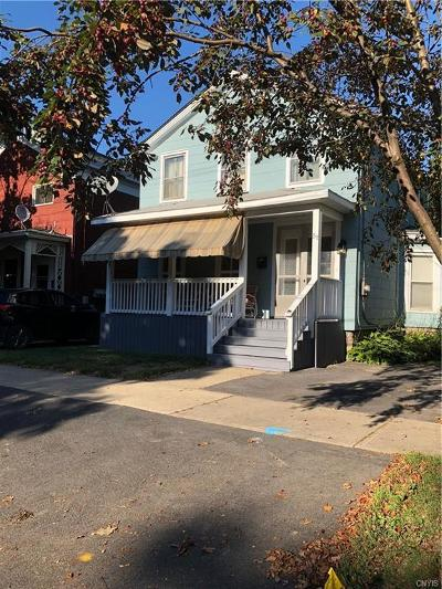 Oswego-City NY Single Family Home A-Active: $64,900