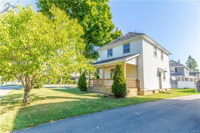 Jefferson County, Lewis County Single Family Home A-Active: 102 East Hoard Street