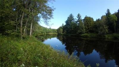 St Lawrence County Residential Lots & Land U-Under Contract: Lazy River Road