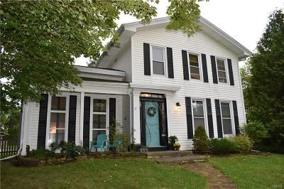 CLINTON Single Family Home A-Active: 8064 Brimfield Street