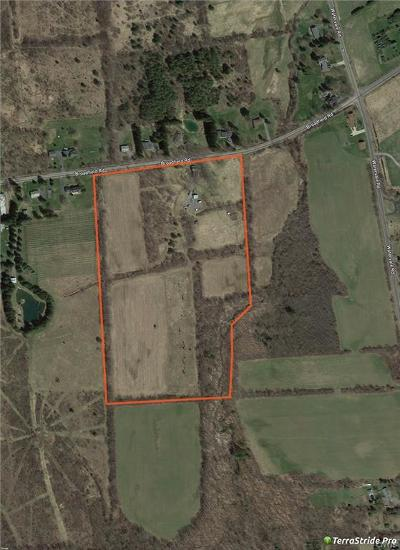 Pompey Residential Lots & Land A-Active: 7690 Broadfield Road