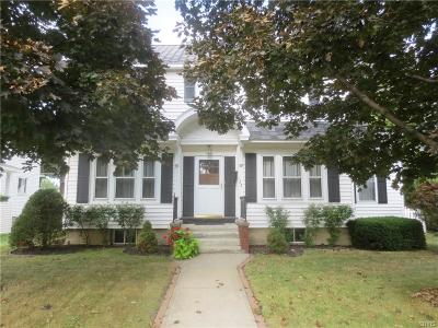 Jefferson County, Lewis County Single Family Home A-Active: 122 Moore Avenue