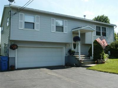 Cayuga County Single Family Home A-Active: 2652 Sand Beach Road