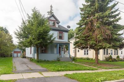 Jefferson County, Lewis County Single Family Home A-Active: 130 Bishop Street