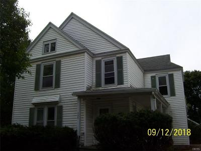Single Family Home A-Active: 520 Elizabeth Street