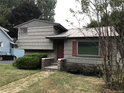 Jefferson County, Lewis County Single Family Home A-Active: 415 Thompson Boulevard
