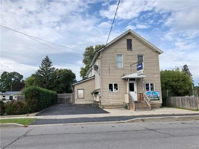 Jefferson County, Lewis County, St Lawrence County Commercial A-Active: 809 New York Avenue