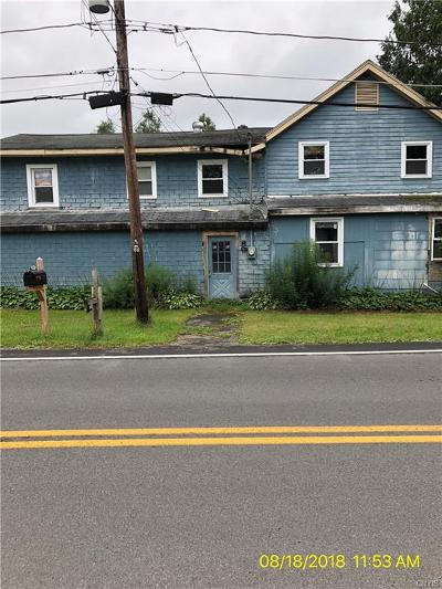 Single Family Home A-Active: 3458 Hayes Rd