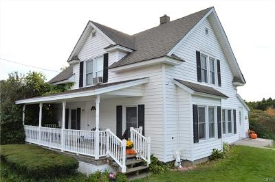 Single Family Home Sold: 13713 Us Route 11