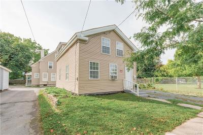 Watertown-city Single Family Home For Sale: 318 Academy Street