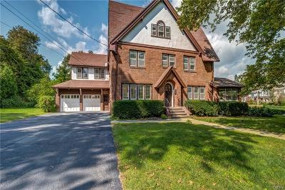 Syracuse Single Family Home A-Active: 15 Brattle Road
