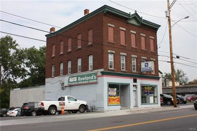 Jefferson County, Lewis County, St Lawrence County Commercial A-Active: 327 & 333 Factory Street