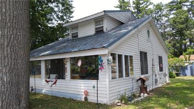 Sylvan Beach Single Family Home A-Active: 321 Kenwood Avenue