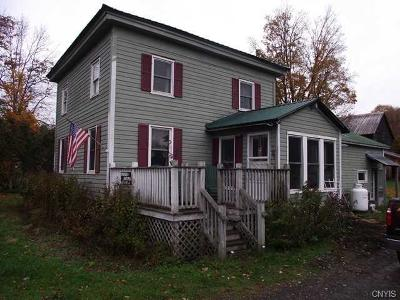 South Plymouth NY Single Family Home A-Active: $169,900