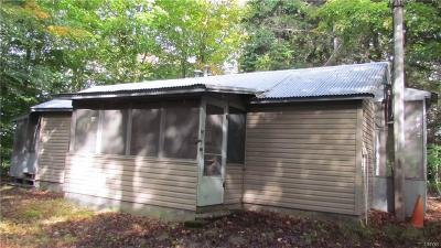 Jefferson County, Lewis County Single Family Home A-Active: 6379 Partridgeville Road