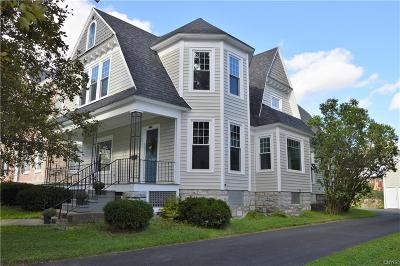 Lowville NY Single Family Home A-Active: $179,000