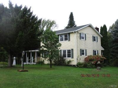 St Lawrence County Single Family Home A-Active: 105 Jones Road