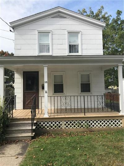 Single Family Home U-Under Contract: 10 Lathrop Street