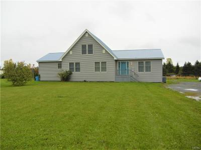 Evans Mills NY Single Family Home A-Active: $229,900