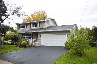 Watertown Single Family Home A-Active: 1336 Marra Drive