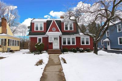 Syracuse Single Family Home A-Active: 109 Warwick Road