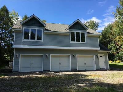Smyrna NY Single Family Home A-Active: $225,000