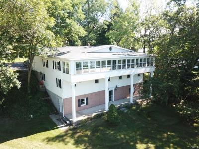 Single Family Home A-Active: 6917 Stevens Road
