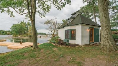 Alexandria Bay NY Single Family Home A-Active: $495,000