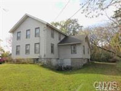 Syracuse Single Family Home A-Active: 6034 Belle Isle Road
